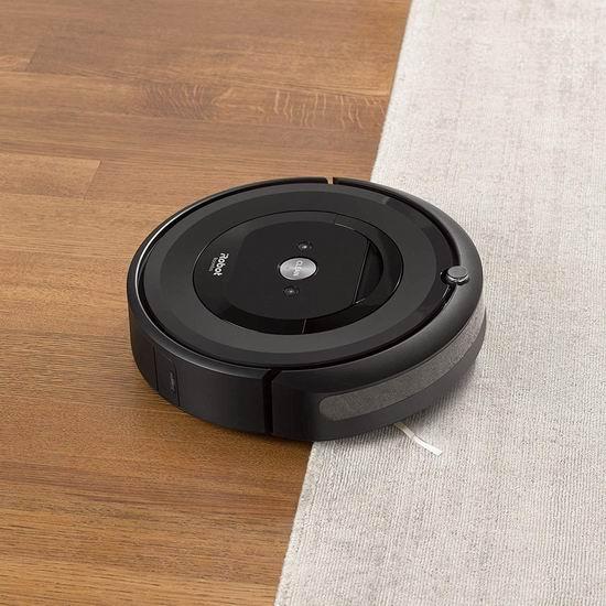 历史最低价!iRobot Roomba e5 (5150) Wi-Fi 智能扫地机器人 7.8折 349.98加元包邮!