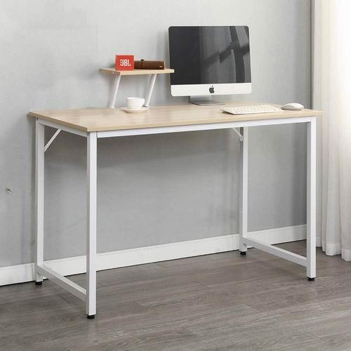 Soges 39.3英寸时尚电脑桌 69加元限量特卖并包邮!2色可选!