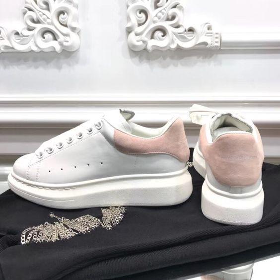 潮人最爱 Alexander McQueen 小白鞋 6.2折 403加元起, 入baby、黄晓明同款!