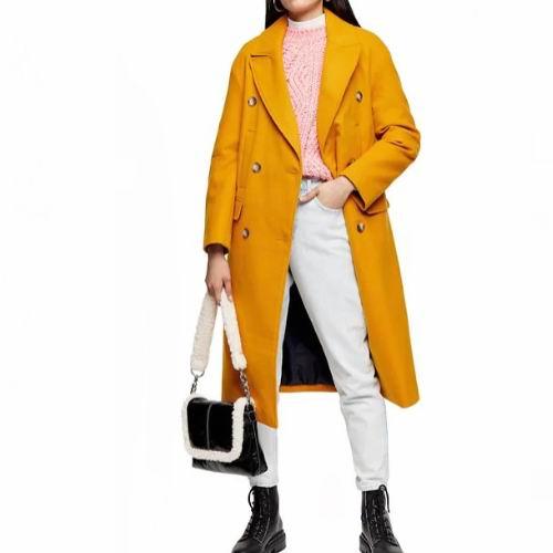 Topshop精选风衣、毛衣、打底衫 、牛仔裤 3.5折 9.1加元起