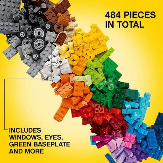 LEGO 乐高 10696 经典创意系列中号积木盒(484pcs) 29.86加元!