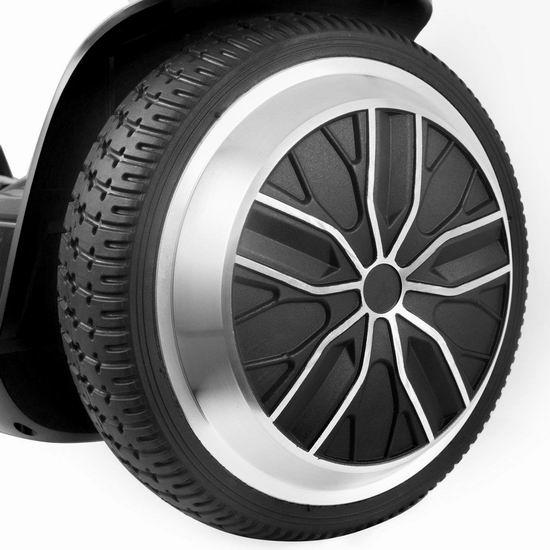 销量冠军!XPRIT 蓝牙智能 黑色体感平衡车 169.95加元包邮!