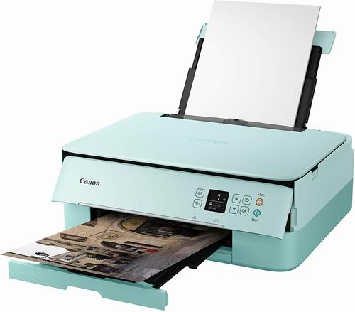 Canon PIXMA TS5320 打印机  69.99加元(2色),原价 129.99加元,包邮
