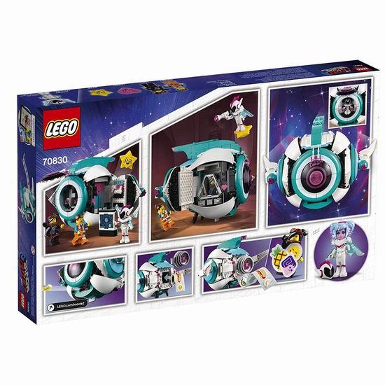 手慢无!LEGO 乐高 70830 乐高大电影2 甜美梅亨的西斯塔太空船(502pcs)4.3折 39加元包邮!