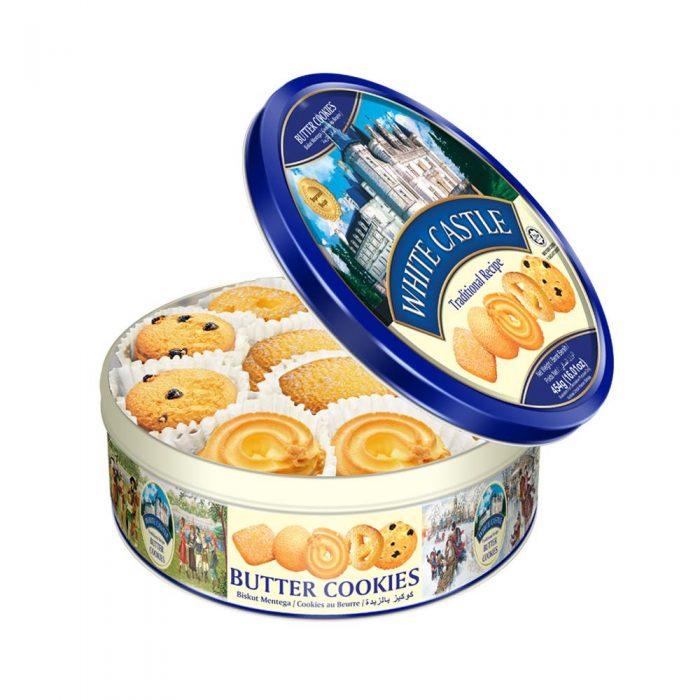 White Castle白色城堡 黄油曲奇饼干 1.49加元起特卖