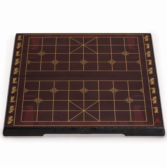 Yellow Mountain 便携式可折叠 磁性中国象棋套装 19.46加元!