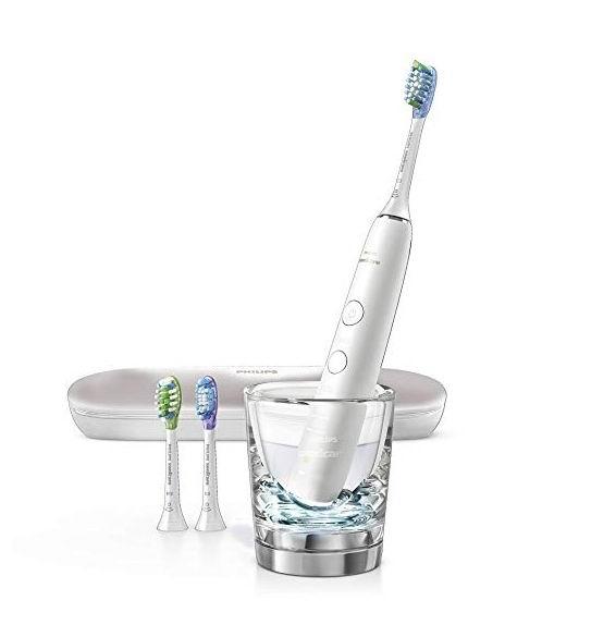 Philips Sonicare HX9903/01 钻石亮白 蓝牙智能系列 声波震动智能牙刷 171.95加元,原价 249.99加元,包邮