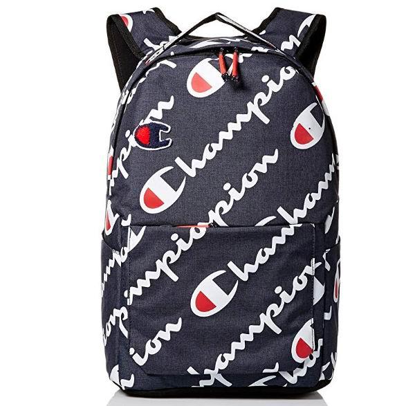 Champion Advocate Logo 印花双肩包 44.72加元(2色),原价 64.08加元,包邮