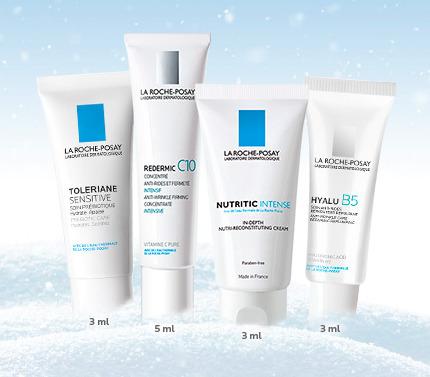 La Roche-Posay 法国理肤泉 全场 8.5折,入理肤泉B5疤痕舒缓修复霜及防晒霜!
