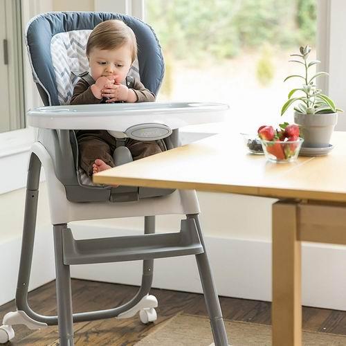 近史低价!Ingenuity Trio Elite 3合1 高脚餐椅 6折 77.97加元,原价 129.99加元,包邮