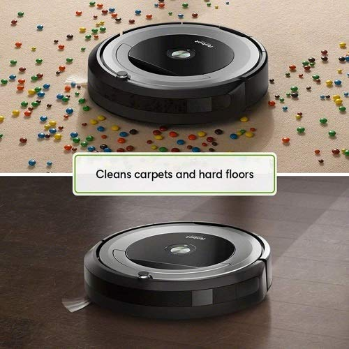 折扣升级!历史新低!iRobot Roomba 690 Wi-Fi 智能扫地机器人 6折 299.99加元包邮!