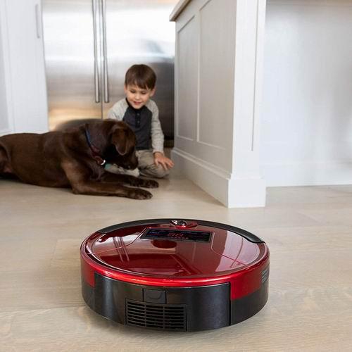 bObsweep PetHair Robotic智能扫地机器人 219加元,原价 319加元,包邮