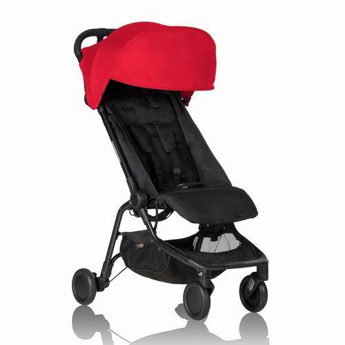 历史新低!新西兰 Mountain Buggy Nano 超便携婴儿推车5.9折 206.49加元包邮!