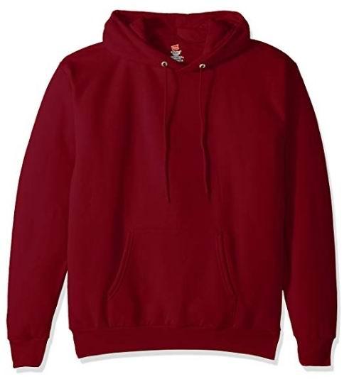 Hanes ComfortBlend EcoSmart男士卫衣 17.99加元,原价 25加元