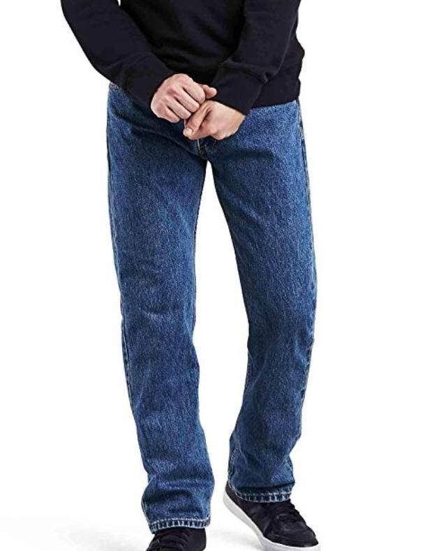 Levi's 505男士经典牛仔裤 39.99加元(部分款低至18.73加元),原价 69.99加元,包邮