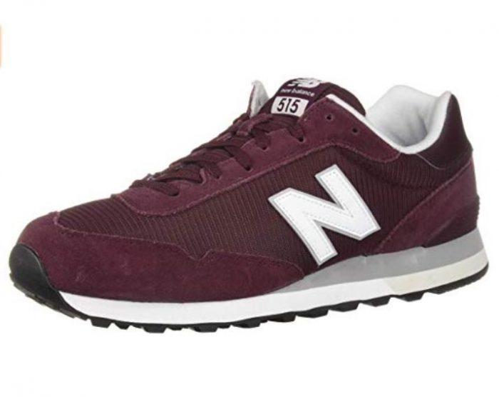New Balance  515男士复古运动鞋 49.4加元(8-8.5码),原价 95.24加元,包邮