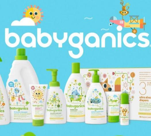 BabyGanics甘尼克 最适合宝贝清洁产品 6.49加元起