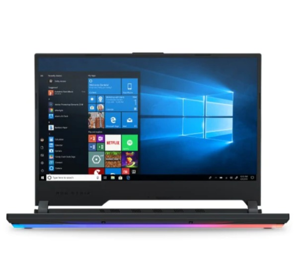Microsoft 微软 Asus ROG 15 英寸 (i7-9750H  16GB DDR4 256GB SSD GTX 1650) 游戏本 1049加元,原价1599加元,包邮