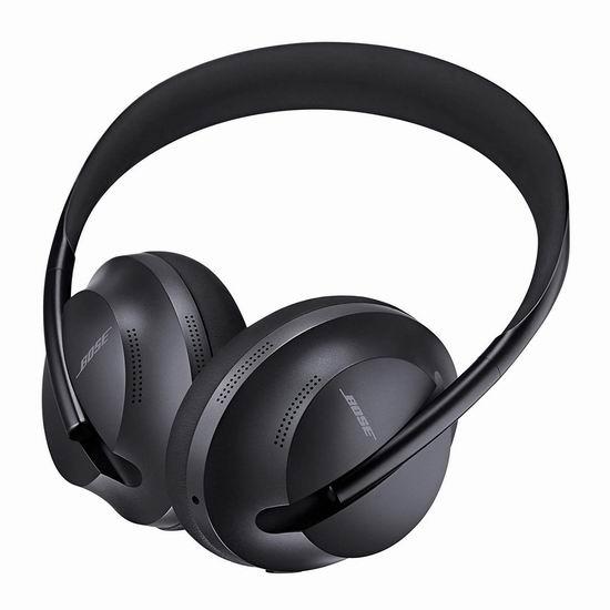 历史最低价!Bose 700 高颜值 无线消噪 头戴式耳机 399加元包邮!