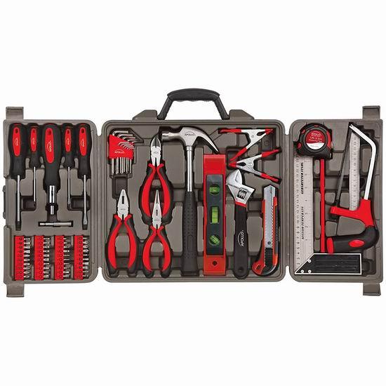 Apollo Precision Tools DT0204 家用工具71件套3.1折 28.99加元!