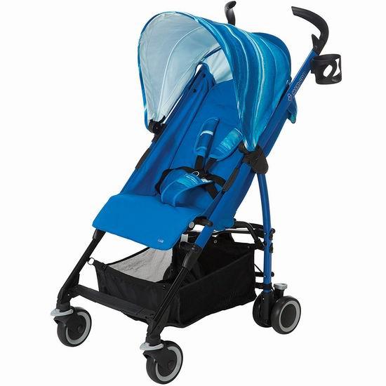 历史新低!Maxi-Cosi Kaia 特别版 超轻婴儿推车3.8折 103.74元包邮!