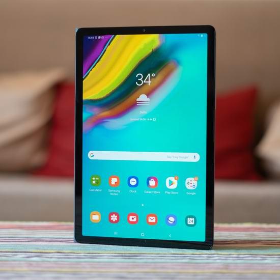 历史新低!新款 Samsung 三星 Galaxy Tab S5e 10.5英寸 超纤薄 平板电脑(64GB) 419.99加元包邮!比节礼周便宜80加元!3色可选!