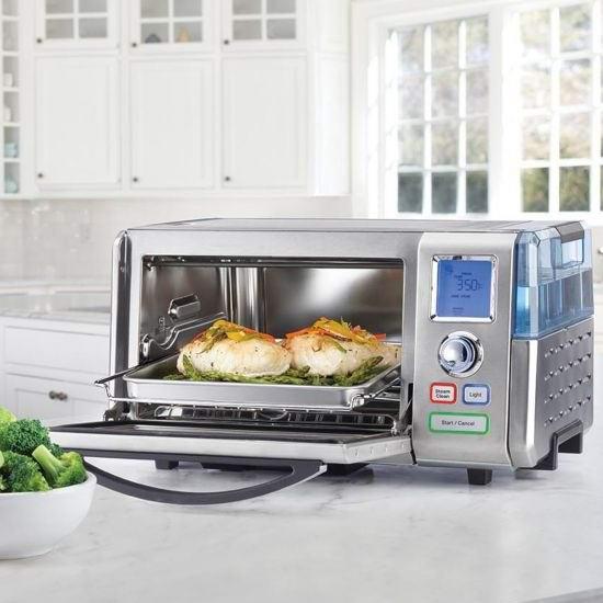 Cuisinart CSO-300N1C 蒸烤一体万用炉 蒸焗炉/对流蒸汽烤箱5.1折 179.99加元包邮!