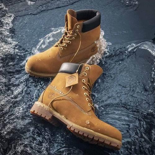 全场Timberland户外运动靴 8.5折:大黄靴 170加元、加绒可折叠靴 136加元