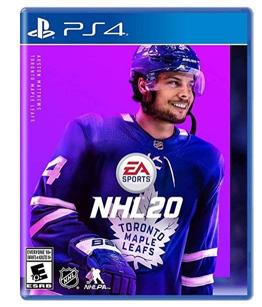 《NHL 20 :北美职业冰球联赛20》 PS4/Xbox One 游戏 39.99加元,原价 74.49加元,包邮
