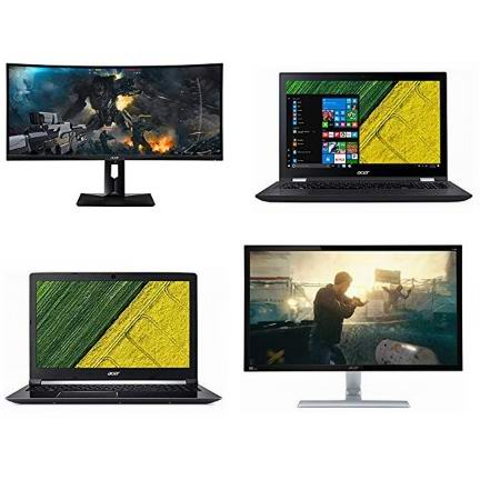 金盒头条:精选多款 Acer 宏碁 笔记本电脑、显示器6.1折起!笔记本低至359.99加元!