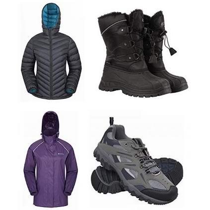 金盒头条:精选多款 Mountain Warehouse 成人儿童秋冬服饰、雪地靴15.99加元起!