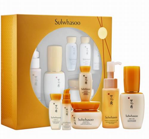 SULWHASOO Essentials Kit基本护肤品 6件套 98加元(价值 178加元)