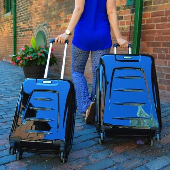 白菜速抢!精选多款 Samsonite 新秀丽 超轻拉杆行李箱套装1.8折起清仓,低至138.83加元!