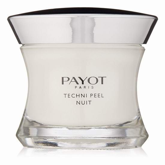 手慢无!Payot 柏姿 Techni Peel Nuit 强力焕肤去角质晚霜(50ml)5.6折 59.22加元包邮!