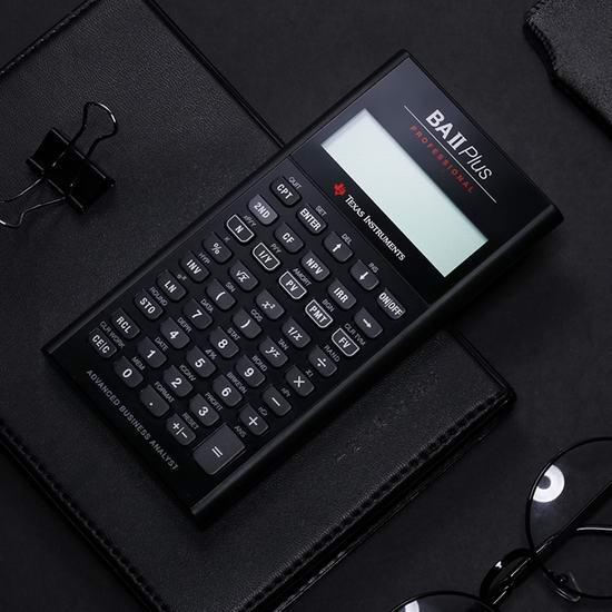 Texas Instruments BA-II Plus 专业版 金融计算器 54.99加元包邮!