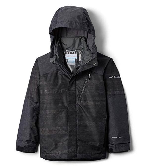 Columbia  Whirlibird II 大男童户外服饰 51.13加元(XXS码),原价 179.99加元,包邮