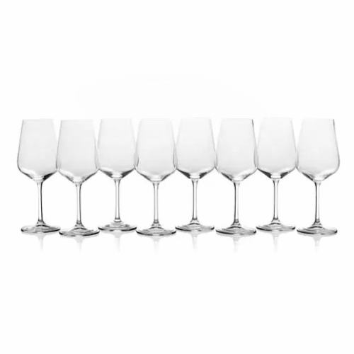 Mikasa Gianna 高级水晶玻璃酒杯8件套2折 19.99加元