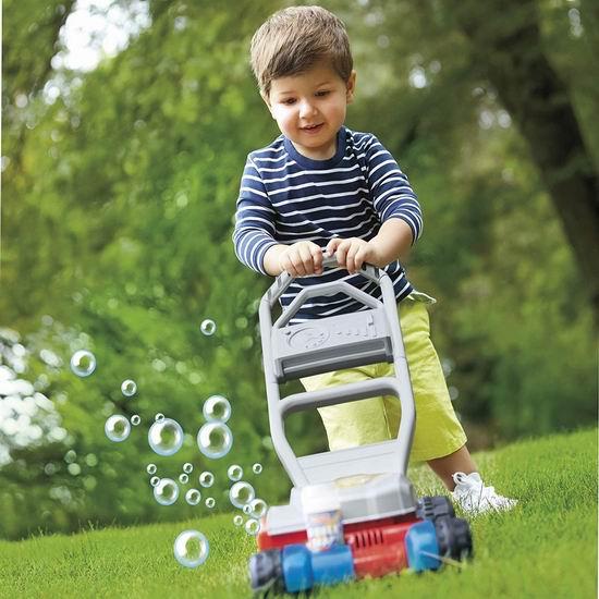 历史新低!Fisher-Price 费雪 GLD81 儿童吹泡泡割草机5折 14.99加元!