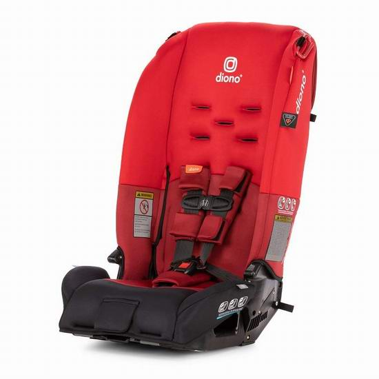 历史新低!Diono 谛欧诺 Radian 3R 成长型儿童汽车安全座椅 248.37加元包邮!