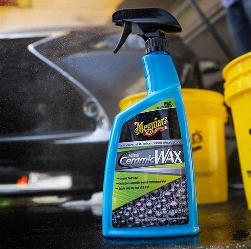 Meguiar's 美光高品质汽车表面防水陶瓷蜡喷雾 14.47加元,原价 21.99加元