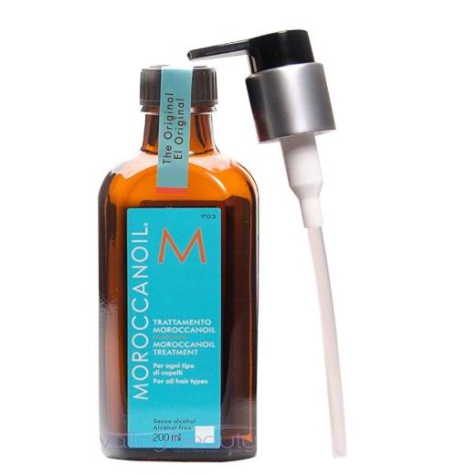 Moroccanoil 摩洛哥油 护发精华油 200毫升 57.95加元+包邮