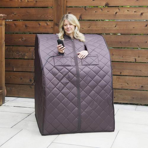 Radiant Saunas BSA6315 豪华移动汗蒸房/桑拿浴 459.98加元,原价 520.95加元,包邮