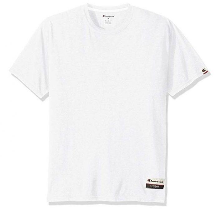 Champion Authentic 男士T恤 12.8加元,原价 15.6加元