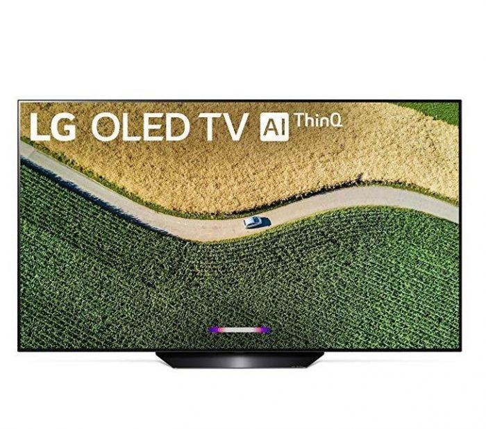 LG OLED55B9PUA B9 系列 55英寸 4K  Ultra HD 智能电视 6.7折 1599.99加元,原价 2399.99加元,包邮