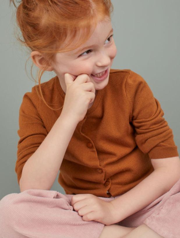 H&M 折扣区儿童卫衣、毛衣、外套 2.7折起+额外9折