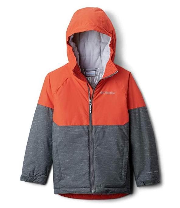 Columbia Alpine Action II 男童保暖外套 5折 69.53加元,原价 139.99加元,包邮