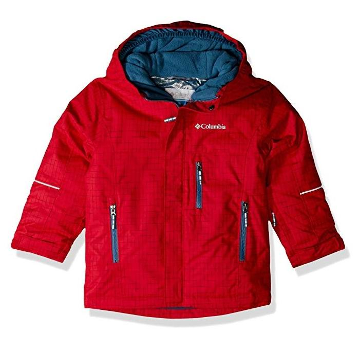 Columbia 哥伦比亚 Mighty Mogul 儿童冬季户外服饰 3.3折 49.94加元,原价 149.99加元,包邮