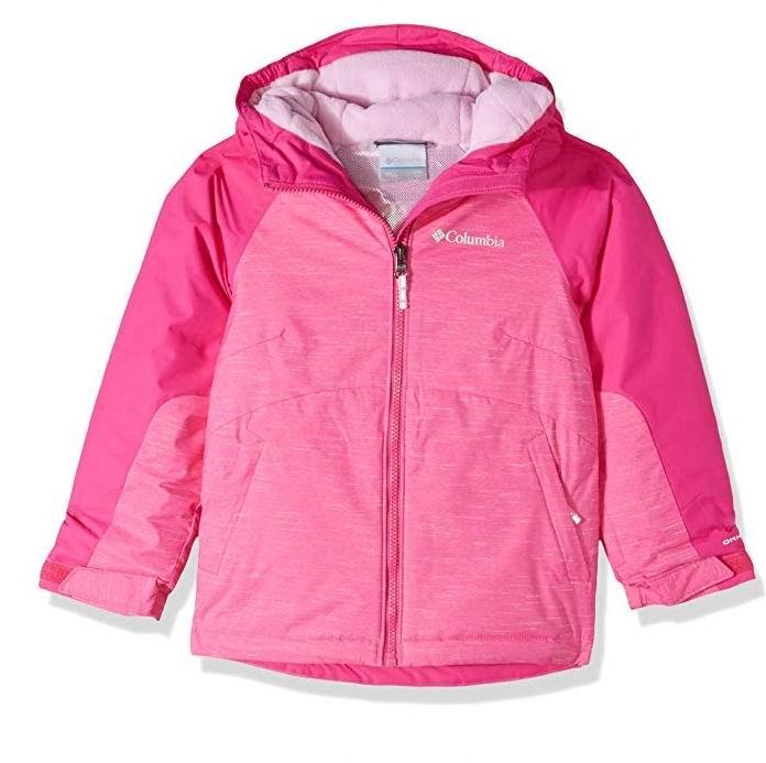Columbia  Alpine Action Ii 女宝宝冬季户外服饰 43.04加元起,原价 104.26加元,包邮