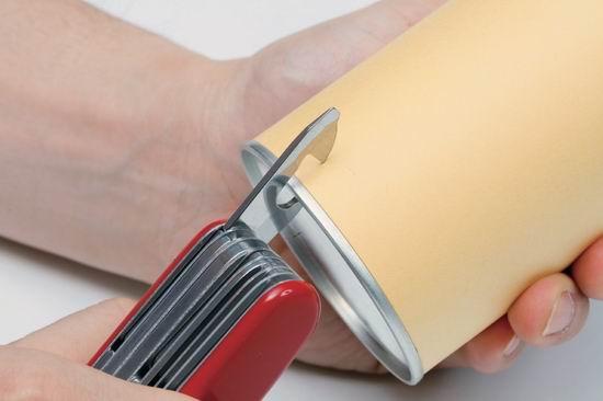 历史新低!Victorinox 维氏正宗瑞士 15功能 经典红猎人口袋刀 47.83加元包邮!