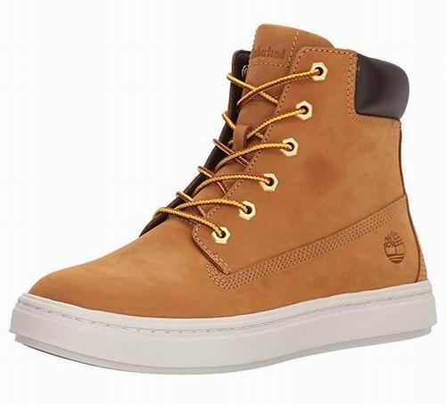 Timberland  Londyn 6英寸高帮靴 89.09加元(7-8码),原价 125加元,包邮